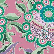 Art Gallery - Hyperreal Garden - Flower Shock Mauve