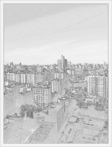 ny daylight pencil