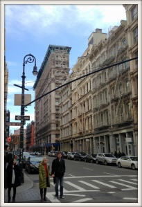 Purl Soho from down the street
