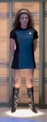 Deanna Troi skant