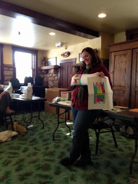 Heather Jones at the makerie